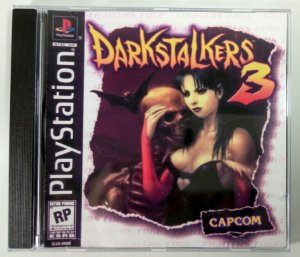 Darkstalkers 3 [REPLICA] - PS1 ONE