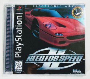 Need For Speed II [REPLICA] - PS1 ONE