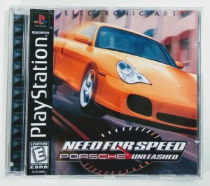 Need For Speed Porsche Unleashed [REPLICA] - PS1 ONE