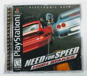 Need For Speed High Stakes [REPLICA] - PS1 ONE