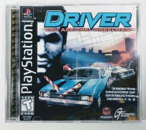 Driver [REPLICA] - PS1 ONE