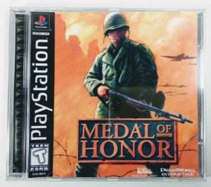 Medal of Honor [REPLICA] - PS1 ONE