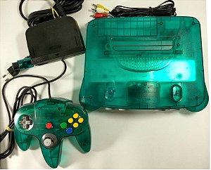 Nintendo 64 Ice Blue (Anis) - N64
