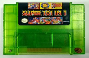 Super 101 in 1 - SNES