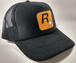 Boné Rockstar Preto