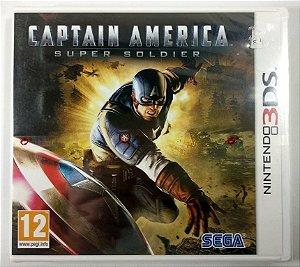 Captain America (LACRADO) [Europeu] - 3DS