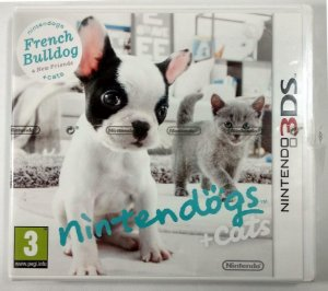 Nintendogs + Cats (LACRADO) [Europeu] - 3DS