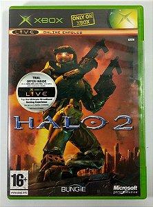 Halo 2 Original [EUROPEU] - Xbox Clássico