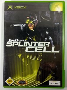 Splinter Cell Original [EUROPEU] - Xbox Clássico