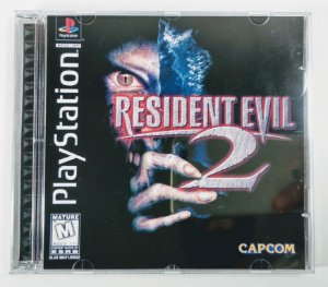 Resident Evil 2 [REPLICA] - PS1 ONE