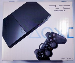 Caixa Playstation 2 Slim - PS2