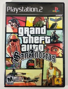 GTA San Andreas [REPLICA] - PS2