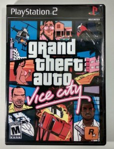 GTA Vice City - [REPLICA] - PS2