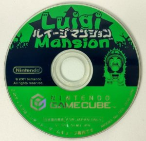 Luigi Mansion Original [Japonês] - GC