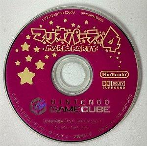 Mario Party 4 Original [Japonês] - GC