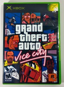 GTA Vice City Original - Xbox Clássico