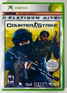 Counter Strike Original - Xbox Clássico