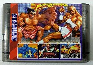 196 in 1 - Mega Drive