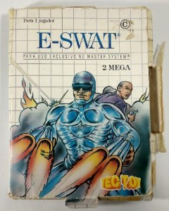 E-Swat - Master System