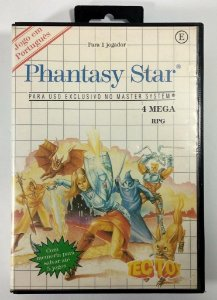 Phantasy Star - Master System