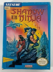 Shadow of the Ninja Original - NES