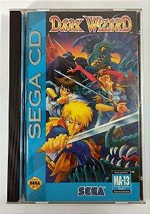 Dark Wizard Original - Sega CD
