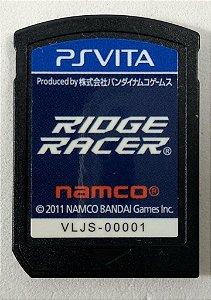 Ridge Racer [JAPONÊS] - PS Vita