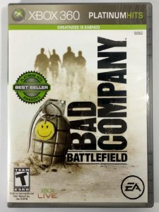 Battlefield Bad Company - Xbox 360