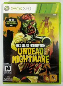 Red Dead Redemption Undead Nightware - Xbox 360