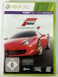 Forza Motorsport 4 [EUROPEU] - Xbox 360