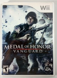 Medal of Honor Vanguard - Wii
