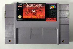 Spider-man & Venom Maximum Carnage Original - SNES