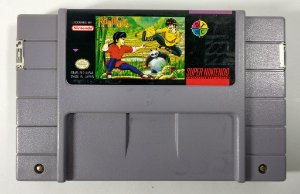 Ranma 1/2 Hard Battle Original - SNES