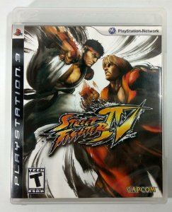 Street Fighter IV - PS3