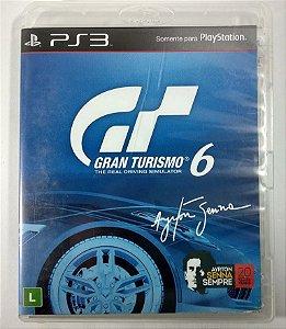Gran Turismo 6 Ayrton Senna - PS3