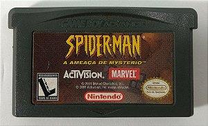 Spider-man a Ameaça de Mysterio Original - GBA