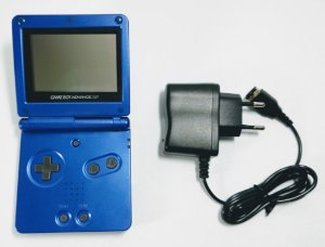 Game Boy Advance SP - GBA
