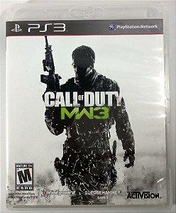 Jogo Call of Duty MW3 - PS3