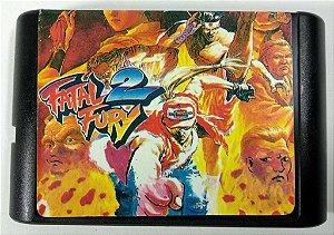 Fatal Fury 2 - Mega Drive