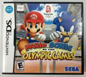 Mario & Sonic at the Olympic Games Original - DS