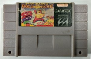 Yogi Bear Gold Rush - SNES