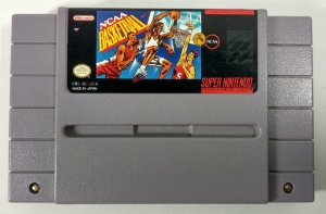 NCAA Basketball Original - SNES