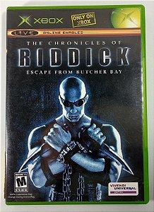 Riddick Original - Xbox Clássico