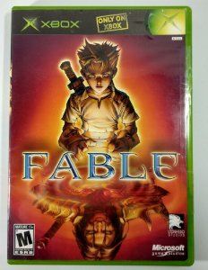 Fable Original - Xbox Clássico