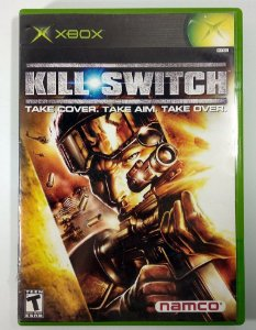 Kill Switch Original - Xbox Clássico