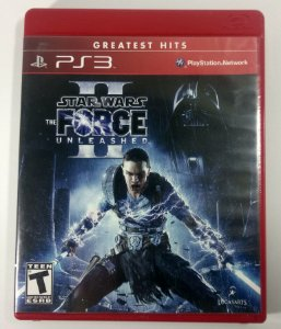 Star Wars Force Unleashed II - PS3