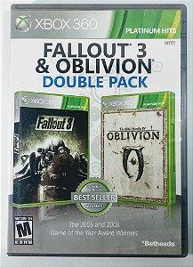 Fallout 3 & Oblivion - Xbox 360