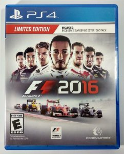F-1 2016 - PS4