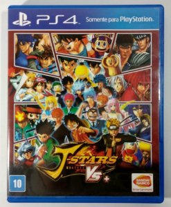 J-Stars Vs+ - PS4