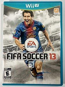 Fifa Soccer 13 Original - Wii U